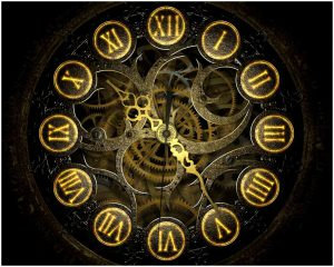 Clock Wallpapers stylish digits