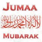Best jumma mubarak