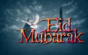 Happy Eid-ul-Fitr Mubarik HD Wallpapers Greetings Cards 2013 Collection (3)