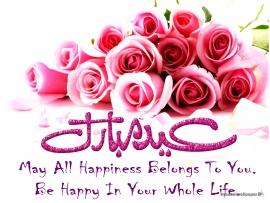 Latest Eid Mubarak HD Wallpaper - Eid Cards Collection 2013 _ 14