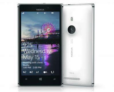 Nokia Lumia 925 - Slim and Lightweight Smartphone