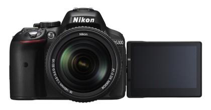 Nikon D5300: A Mid-Range DSLR With a New Image Sensor