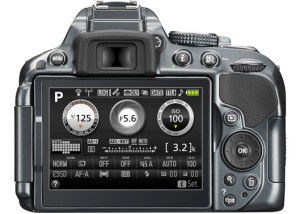 Nikon's new D5300 DSLR builds in Wi-Fi