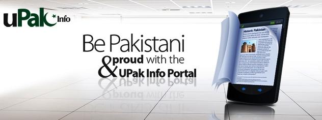 UPak Info Portal by Ufone