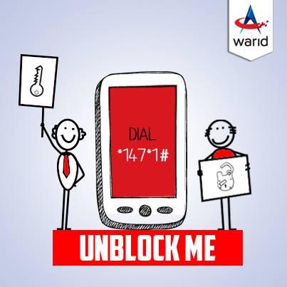 Unblock Me by Warid