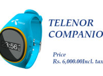 Telenor Companion Watch by Telenor Pakistan