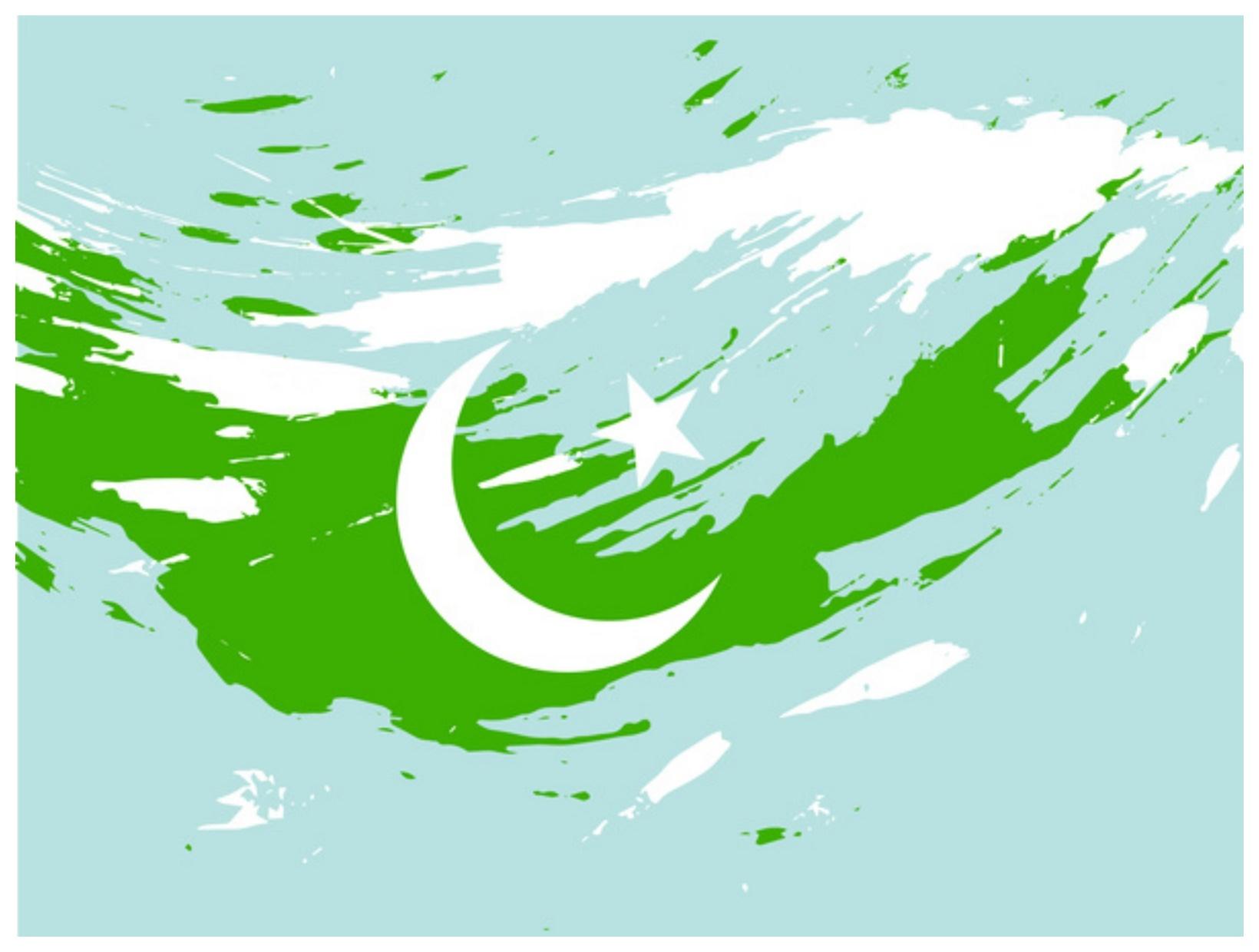 New Pakistani Flag Pics