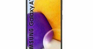 Samsung Galaxy A72 pictures, official photos